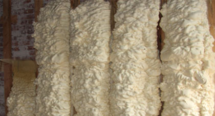 open-cell spray foam for Saskatoon applications